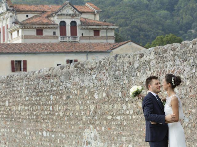 Il matrimonio di Gabriele e Giulia a Bassano del Grappa, Vicenza 38