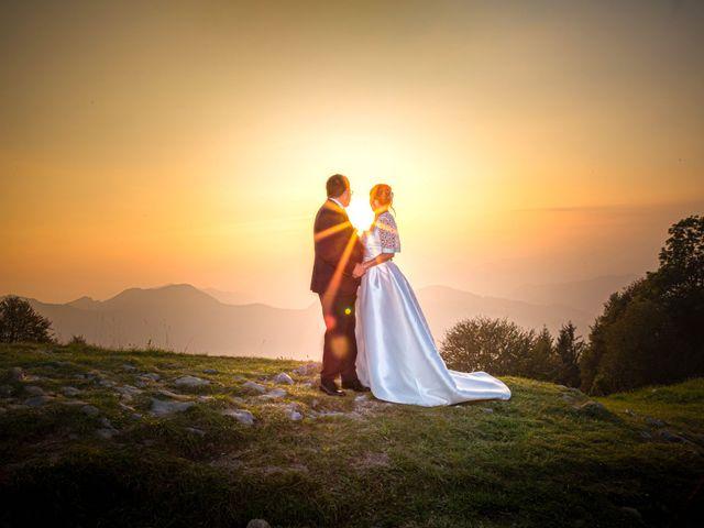 Le nozze di Cinzia e Riccardo