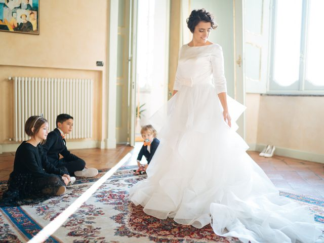 Il matrimonio di Damiano e Mara a Cassano d'Adda, Milano 10