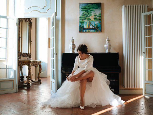 Il matrimonio di Damiano e Mara a Cassano d'Adda, Milano 11