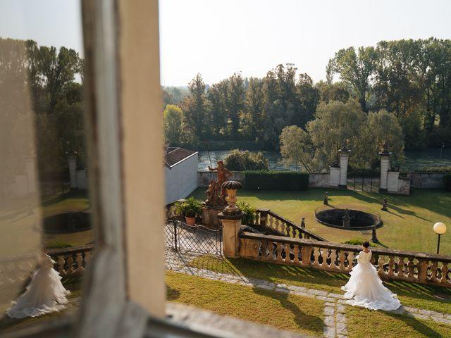 Il matrimonio di Damiano e Mara a Cassano d'Adda, Milano 12