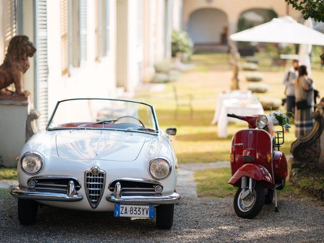 Il matrimonio di Damiano e Mara a Cassano d'Adda, Milano 14
