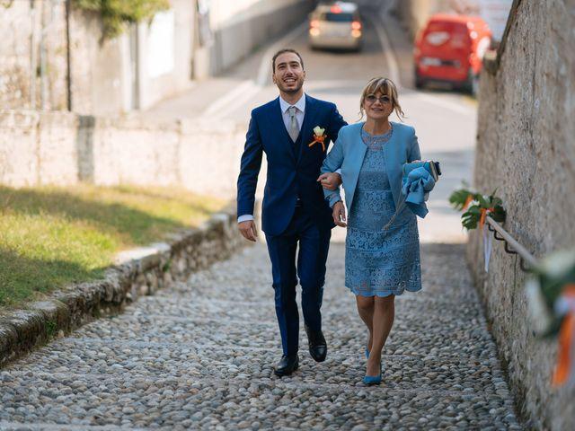 Il matrimonio di Damiano e Mara a Cassano d'Adda, Milano 15