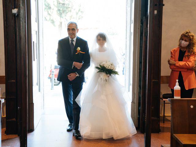 Il matrimonio di Damiano e Mara a Cassano d'Adda, Milano 17