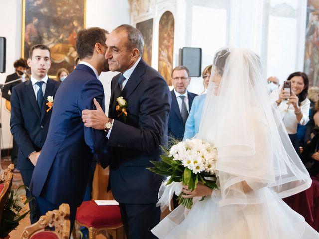 Il matrimonio di Damiano e Mara a Cassano d'Adda, Milano 18