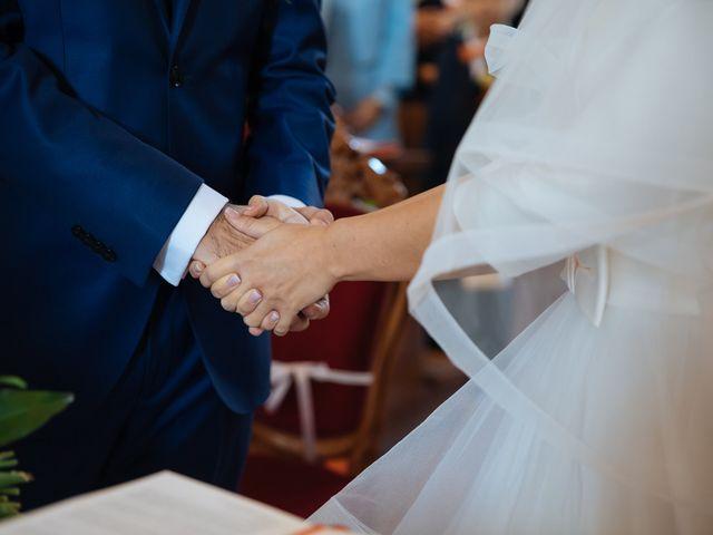 Il matrimonio di Damiano e Mara a Cassano d'Adda, Milano 19