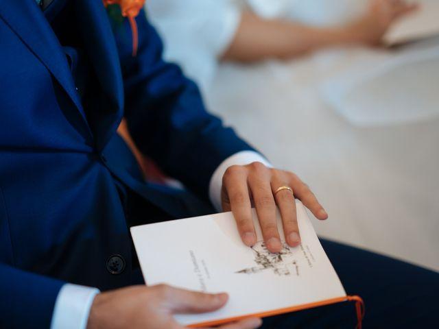 Il matrimonio di Damiano e Mara a Cassano d'Adda, Milano 20