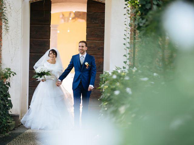 Il matrimonio di Damiano e Mara a Cassano d'Adda, Milano 22
