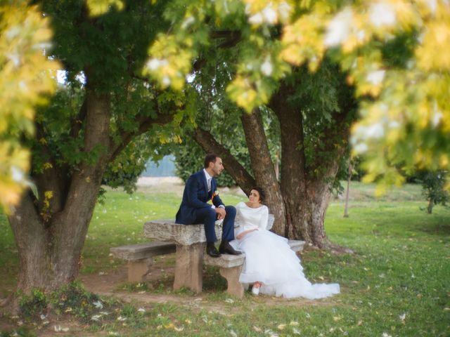 Il matrimonio di Damiano e Mara a Cassano d'Adda, Milano 24