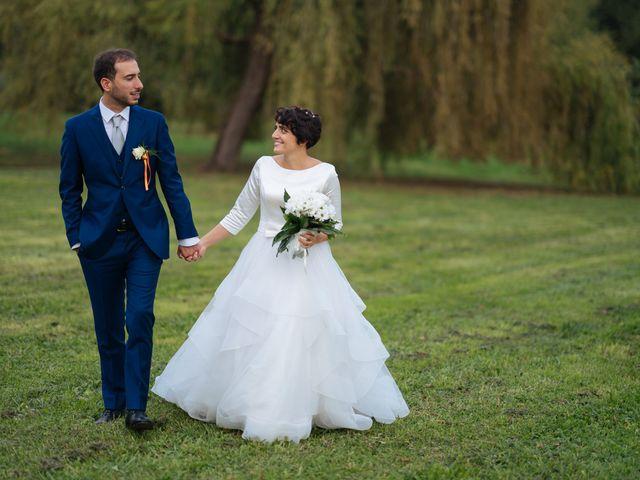 Il matrimonio di Damiano e Mara a Cassano d'Adda, Milano 25