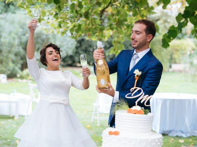 Il matrimonio di Damiano e Mara a Cassano d'Adda, Milano 26