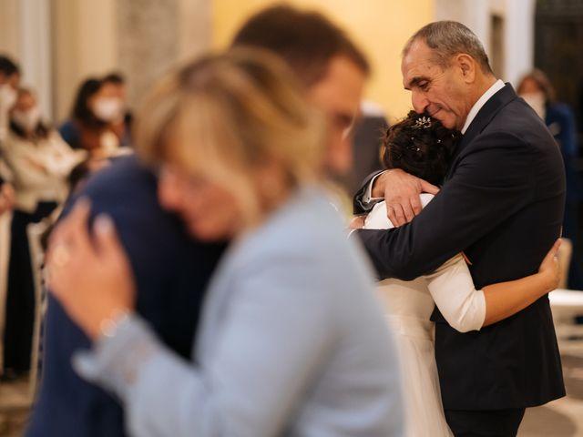 Il matrimonio di Damiano e Mara a Cassano d'Adda, Milano 28