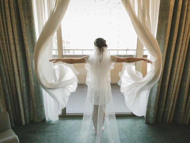 le nozze di Veronika e Vitalie