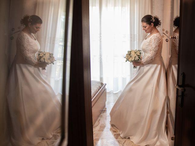 Il matrimonio di Vincenzo e Silvia a Caraffa di Catanzaro, Catanzaro 5