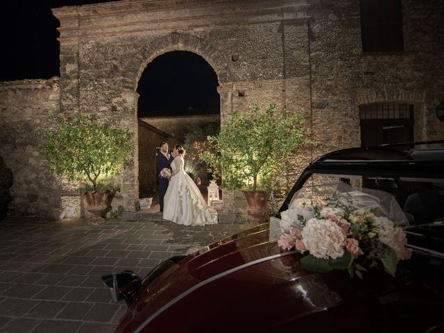 Il matrimonio di Vincenzo e Silvia a Caraffa di Catanzaro, Catanzaro 17