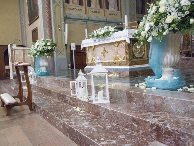 Il matrimonio di Alessandro e Marzia a Lesmo, Monza e Brianza 6