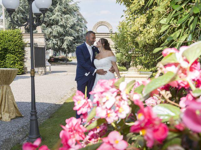 Il matrimonio di Alessandro e Marzia a Lesmo, Monza e Brianza 8