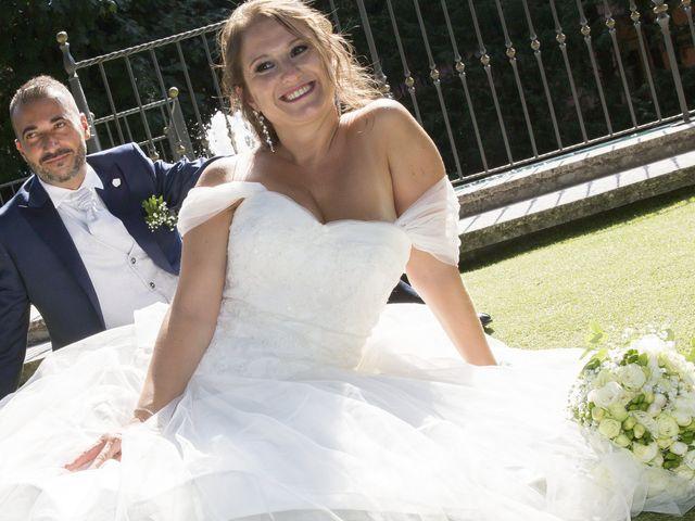 Il matrimonio di Alessandro e Marzia a Lesmo, Monza e Brianza 11