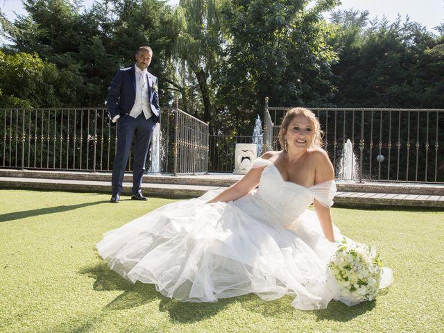 Il matrimonio di Alessandro e Marzia a Lesmo, Monza e Brianza 12