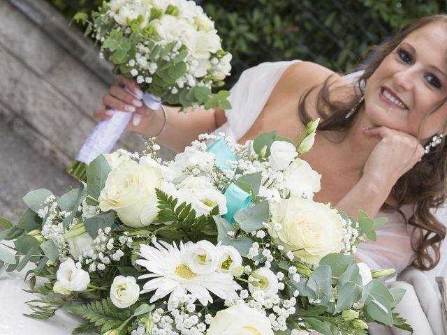 Il matrimonio di Alessandro e Marzia a Lesmo, Monza e Brianza 24