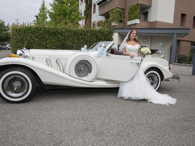 Il matrimonio di Alessandro e Marzia a Lesmo, Monza e Brianza 26