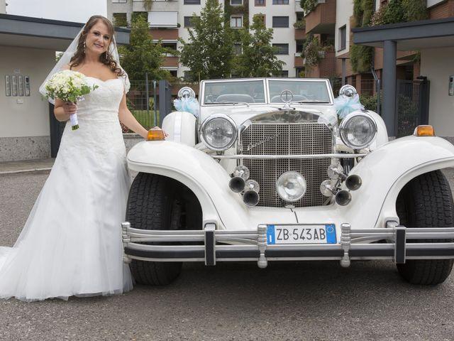Il matrimonio di Alessandro e Marzia a Lesmo, Monza e Brianza 27