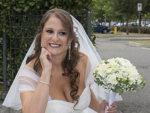 Il matrimonio di Alessandro e Marzia a Lesmo, Monza e Brianza 28