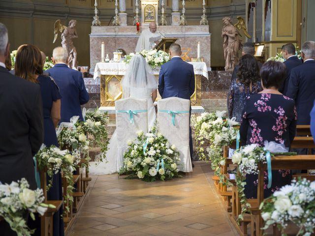 Il matrimonio di Alessandro e Marzia a Lesmo, Monza e Brianza 30