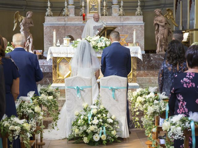 Il matrimonio di Alessandro e Marzia a Lesmo, Monza e Brianza 31