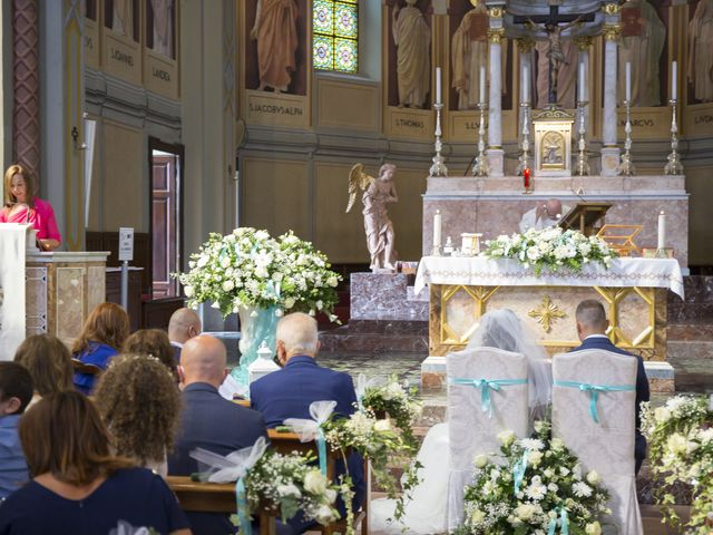 Il matrimonio di Alessandro e Marzia a Lesmo, Monza e Brianza 33