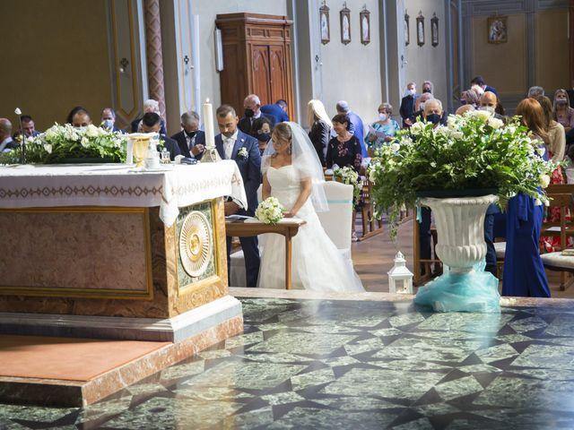 Il matrimonio di Alessandro e Marzia a Lesmo, Monza e Brianza 34