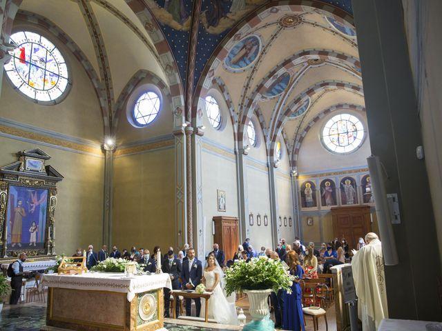 Il matrimonio di Alessandro e Marzia a Lesmo, Monza e Brianza 35