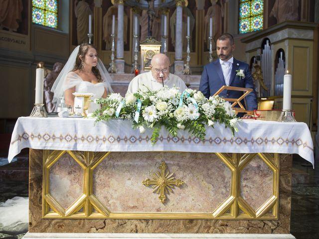 Il matrimonio di Alessandro e Marzia a Lesmo, Monza e Brianza 36