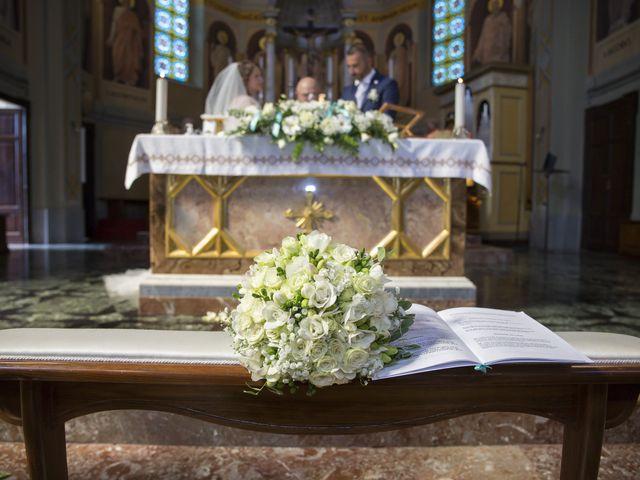 Il matrimonio di Alessandro e Marzia a Lesmo, Monza e Brianza 38