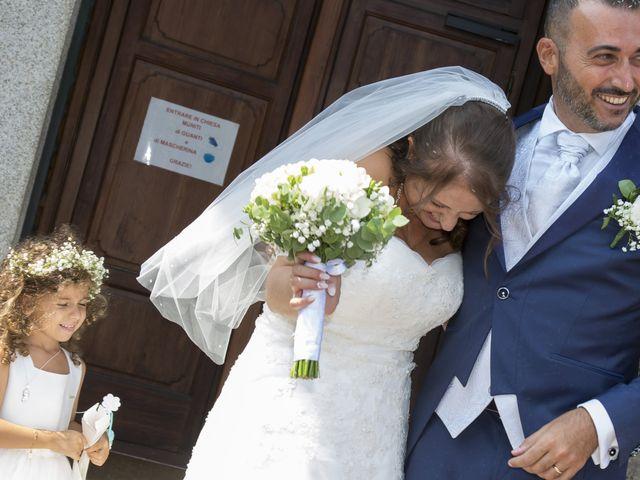 Il matrimonio di Alessandro e Marzia a Lesmo, Monza e Brianza 39