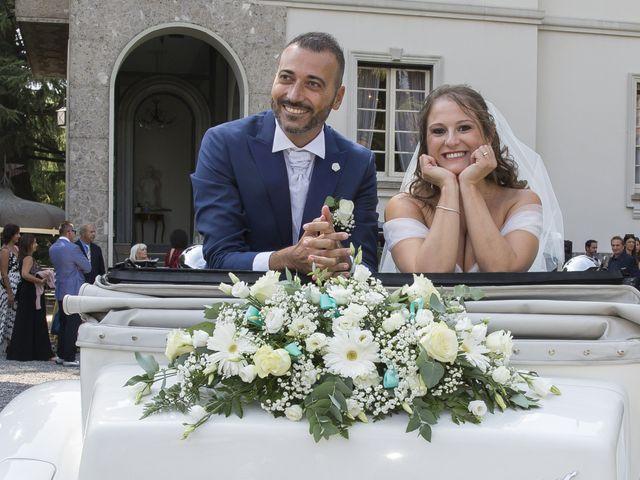 Il matrimonio di Alessandro e Marzia a Lesmo, Monza e Brianza 44
