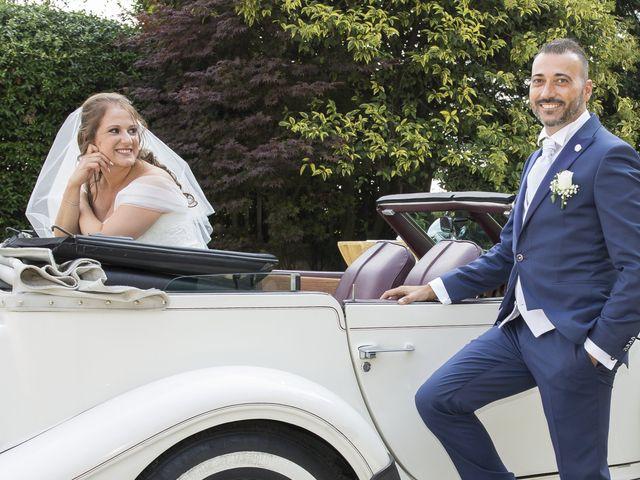 Il matrimonio di Alessandro e Marzia a Lesmo, Monza e Brianza 45