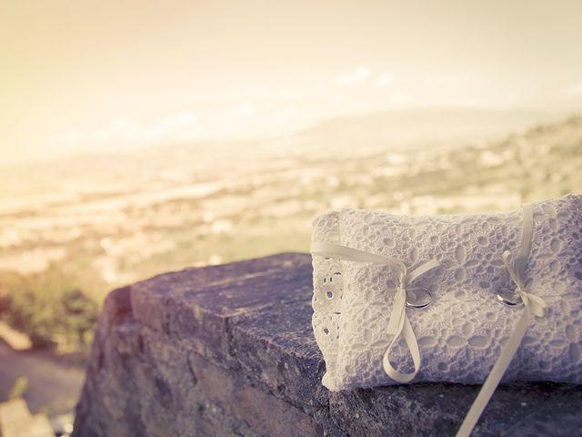 Il matrimonio di Mattia e Vittoria a Torgiano, Perugia 2