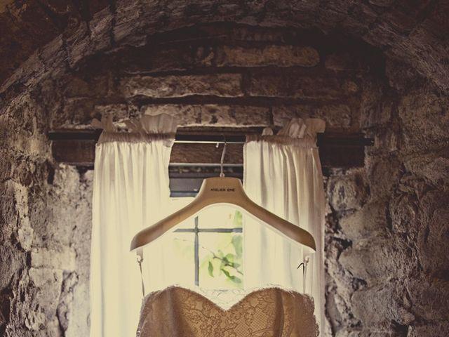 Il matrimonio di Mattia e Vittoria a Torgiano, Perugia 3