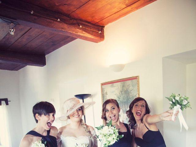 Il matrimonio di Mattia e Vittoria a Torgiano, Perugia 7