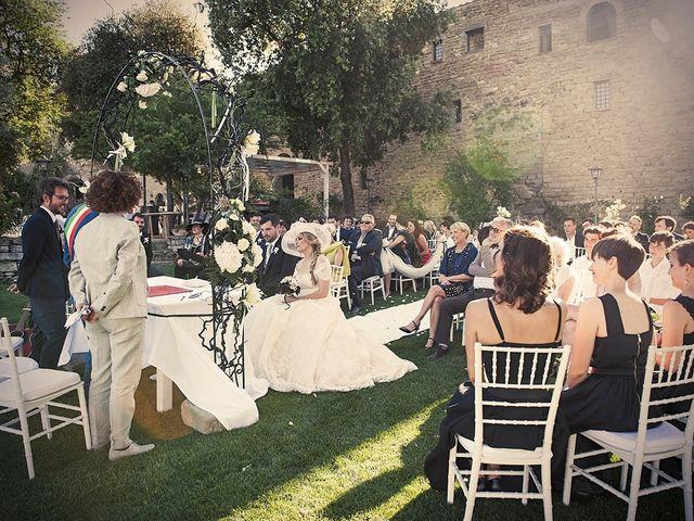 Il matrimonio di Mattia e Vittoria a Torgiano, Perugia 9