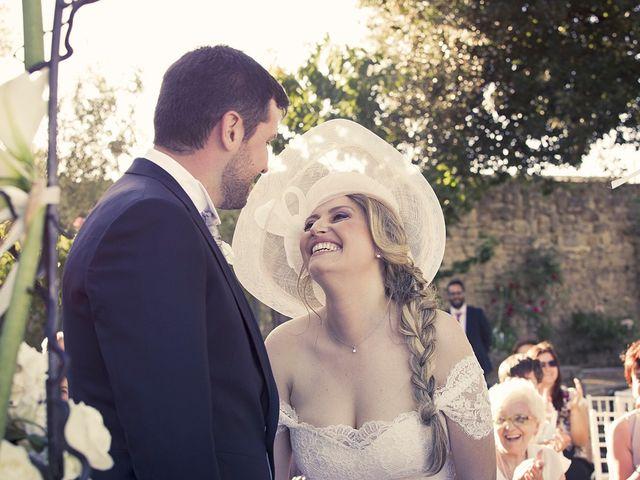 Il matrimonio di Mattia e Vittoria a Torgiano, Perugia 11