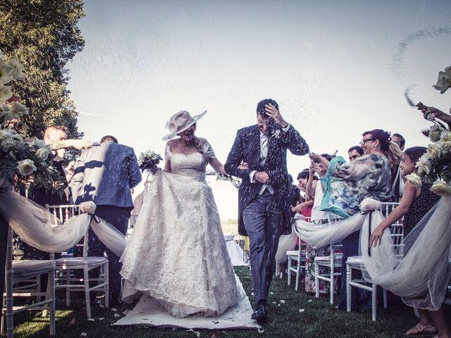 Il matrimonio di Mattia e Vittoria a Torgiano, Perugia 13