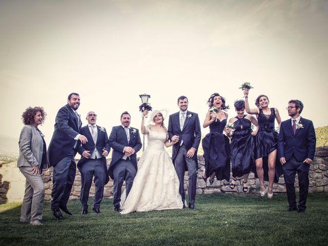 Il matrimonio di Mattia e Vittoria a Torgiano, Perugia 14