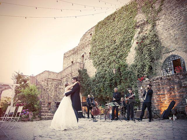 Il matrimonio di Mattia e Vittoria a Torgiano, Perugia 16