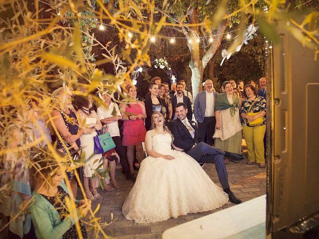 Il matrimonio di Mattia e Vittoria a Torgiano, Perugia 18