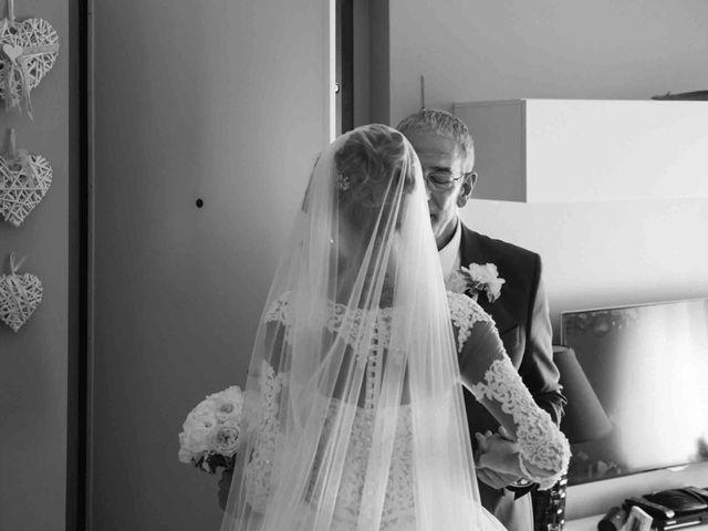 Il matrimonio di Nicolò e Martina a Lucca, Lucca 36