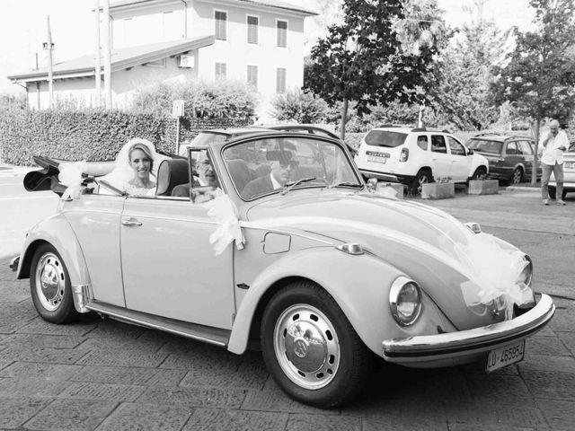 Il matrimonio di Nicolò e Martina a Lucca, Lucca 39