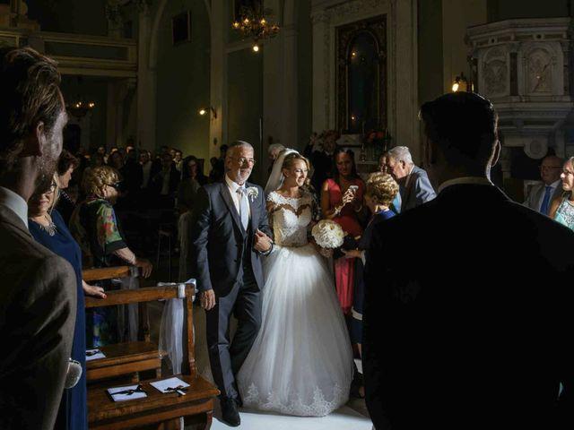 Il matrimonio di Nicolò e Martina a Lucca, Lucca 41
