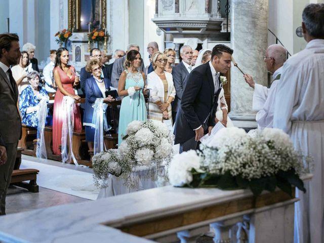 Il matrimonio di Nicolò e Martina a Lucca, Lucca 42